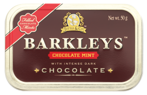 JNTC barkleys chocolate mint B